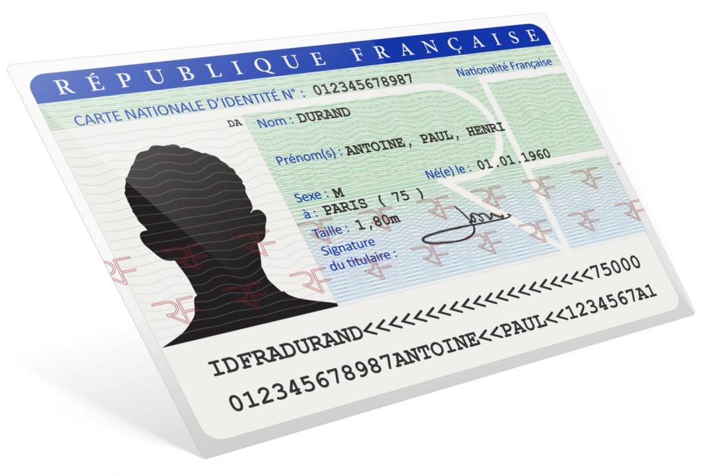 Carte Passeport.Carte D Identite Et Passeport Ruelle Sur Touvre