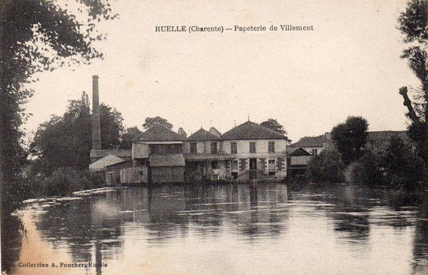 Papeterie de Villement